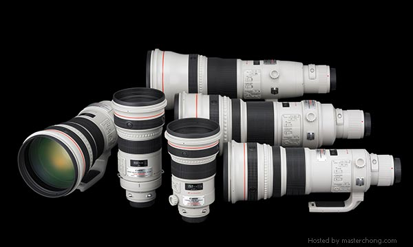 Canon 2008 Super Telephotos