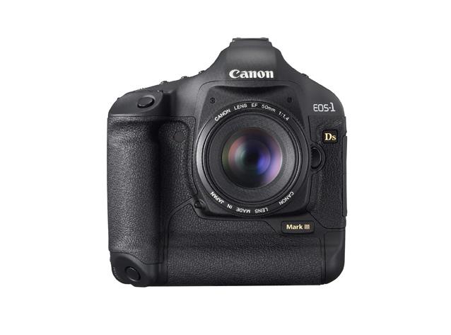 Canon EOS 1Ds Mark III Reviews