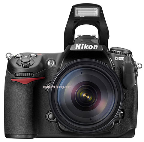 Camera of the Year 2007: Nikon D300