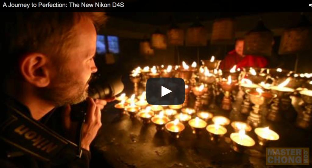 Nikon D4s Official Video